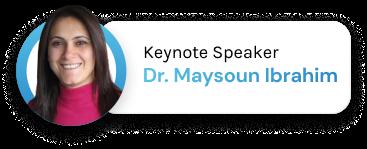 Dr. Maysoun Ibrahim